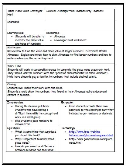 writing workshop lesson plan template writing lesson plan template workshop mini lesson template
