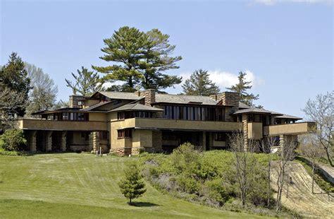 Frank Lloyd Wright House Wisconsin by Frank Lloyd Wright Curbed