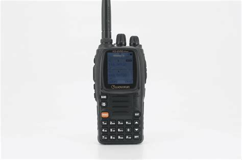 Wouxun Walkie Talkie Two Way Vhf Uhf 999ch Large Display Kg Uv8d wouxun 10x wouxun kg uv9d plus dual band uhf vhf walkie talkie multi band receive cross band