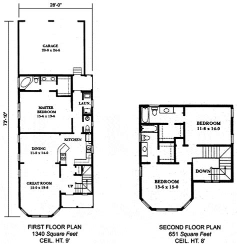 1800 2100 Sq Ft Norfolk Redevelopment And Housing 1700 To 1900 Square Foot House Plans