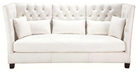 tall sofa delano sofa eclectic sofas by maisons du monde