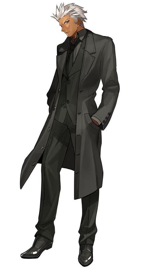 character outfit trench coat images