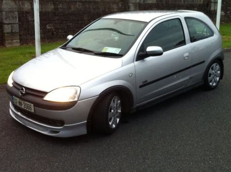 opel wexford 2002 opel corsa gsi 12 for sale in wexford town wexford