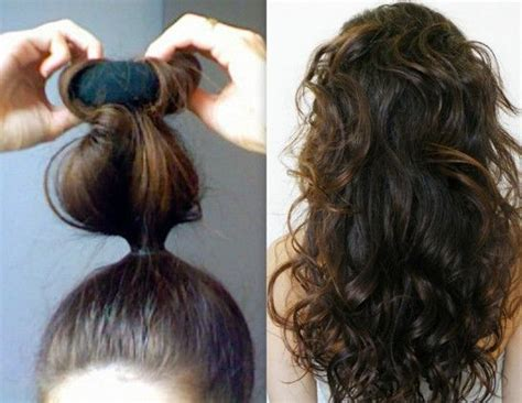 curly hairstyles overnight 17 best images about overnight hair on pinterest