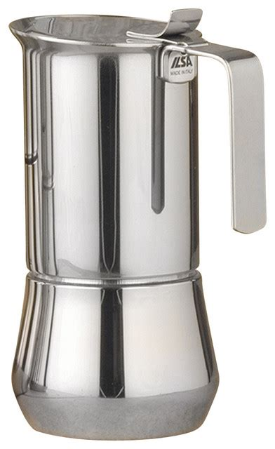 specialty kitchen appliances ilsa ilsa stainless steel stove top 10 cup reviews