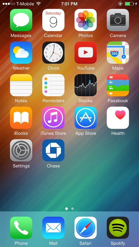 home screen layout strategy what is your favorite homescreen layout iphone