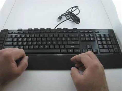 Keyboard Microsoft Sidewinder X4 microsoft sidewinder x4 gaming keyboard review