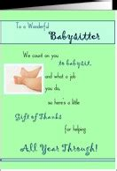 Thank You Letter For Nanny Thank You Quotes Quotesgram