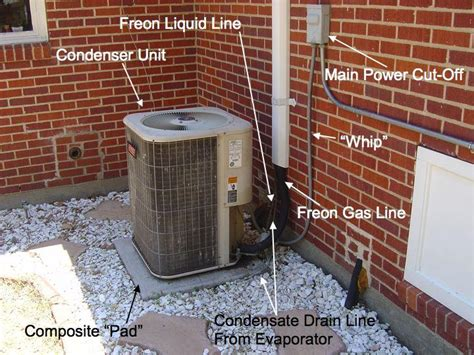 ac house unit how to clean central air conditioning condenser coils
