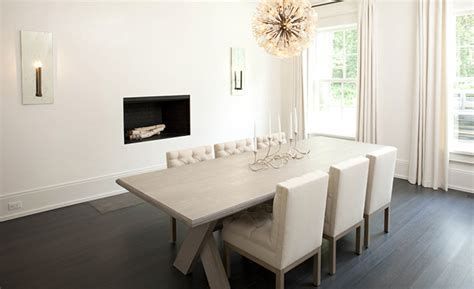 dining table in front of fireplace fireplace sconces design decor photos pictures ideas