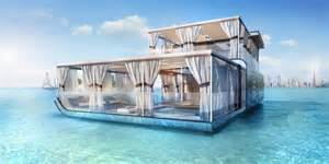 a look at dubai s ultra luxurious floating homes on