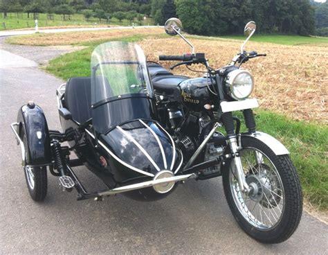 Motorrad Gespanne Diesel by Enfield Diesel