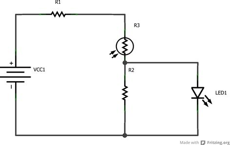 simple led circuit without resistor the resistor dimmer circuit backward workshop