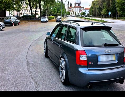 Chiptuning Audi S4 by Audi S4 B6 Tuning Data Set