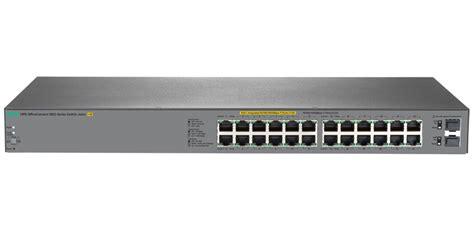 Jl172a Hpe 1850 24g 2xgt Poe 185w Switch hp j9983a e 1820 24g poe switch 24 port gigabit poe