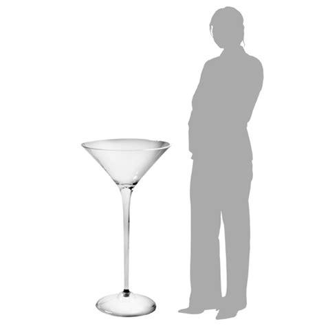 giant cocktail giant acrylic glass 500oz 14ltr drinkstuff