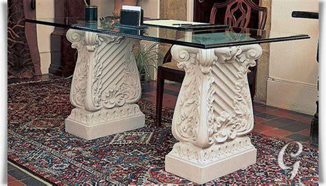 steintisch garten antik stein tisch mit glasplatte claremont gartentraum de