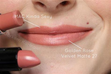 golden velvet matte lipstick 07 golden velvet matte 27 szukaj w makijaże i
