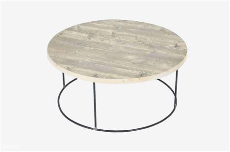 ronde salontafel beton ronde industri 235 le salontafel otte industri 235 le meubels op