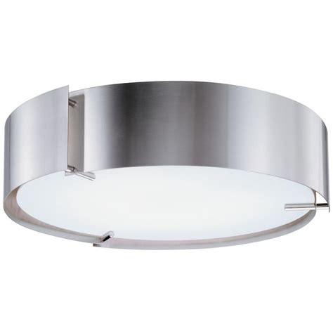 lithonia lighting inertia 17 in 55 watt polished steel