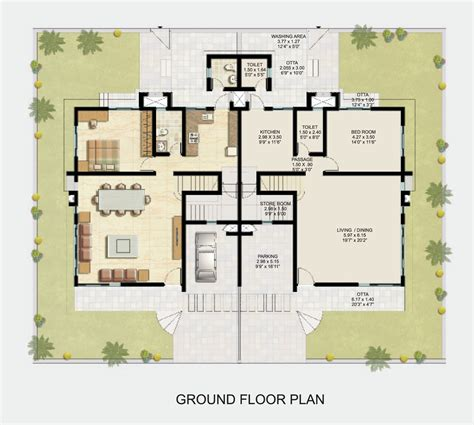 plan floor design viva pune floor plans pune india