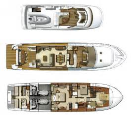 yacht floor plans floorplans for yachts