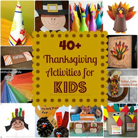 thanksgiving themed games thanksgiving themed kid friendly crafts roundup 40 of