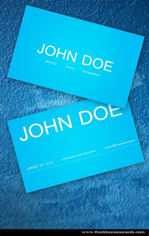 free business card templates for therapy 43 best free business card templates jayce o yesta