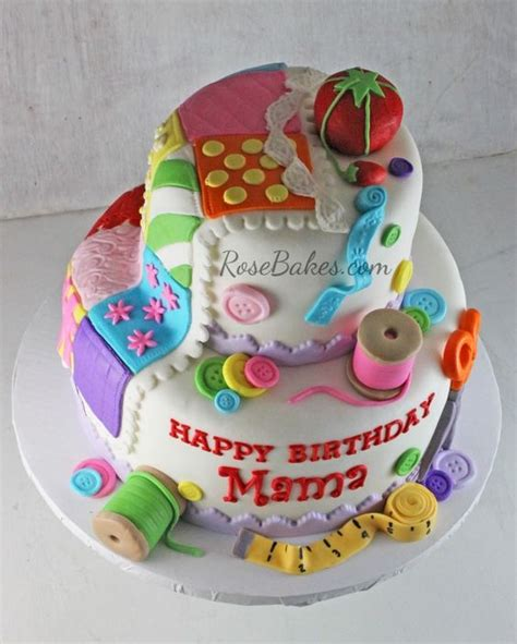 Quilt Cake by Beautifully Artistic Cakes For Quilters Quilting Digest