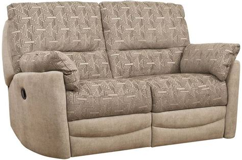 2 seater recliner fabric sofa buy buoyant metro 2 seater fabric recliner sofa online