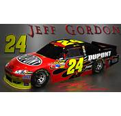 Wallpapers By Wicked Shadows Jeff Gordon NASCAR Signature
