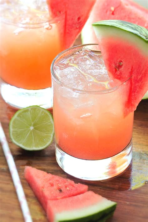 watermelon margarita fresh watermelon margaritas and they cooked