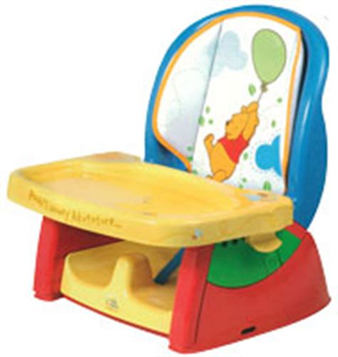years reclining 3 stage feeding seat the years winne the pooh reclining 3 stage feeding
