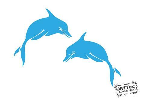 Autoaufkleber Seite by Autoaufkleber Delphin Delfin Auto Aufkleber Set