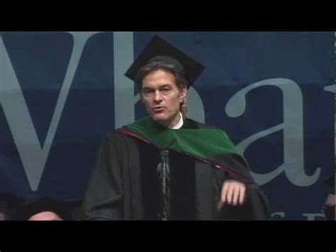 Wharton Mba Convocation by Dr Mehmet Oz Keynote Speaker Wharton Mba Graduation
