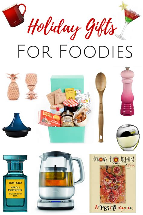 holiday gift guide for foodies the wanderfull traveler