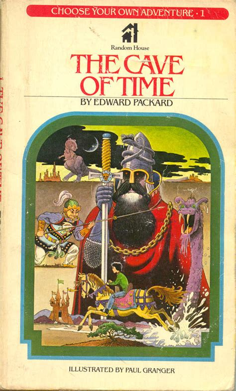 cave books item the cave of time demian s gamebook web page