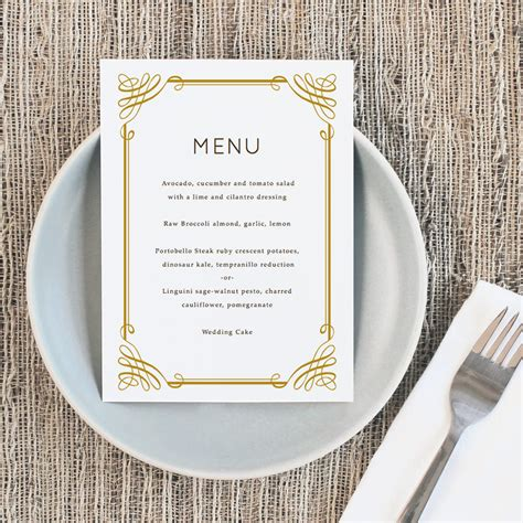 menu layout design templates free menu templates why an eatery requires a fantastic