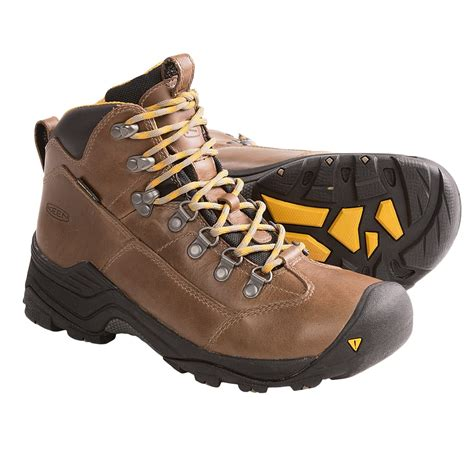 keen hiking boots keen glarus mid hiking boots for 6430g save 60