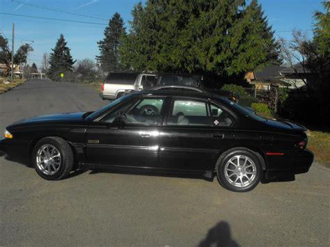 1995 Pontiac Bonneville Ssei by 1995 Ssei 1995 Pontiac Bonneville Specs Photos