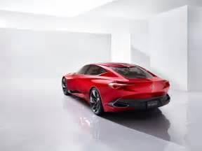 Acura Concept Acura Precision Previews New Design Future For The Brand