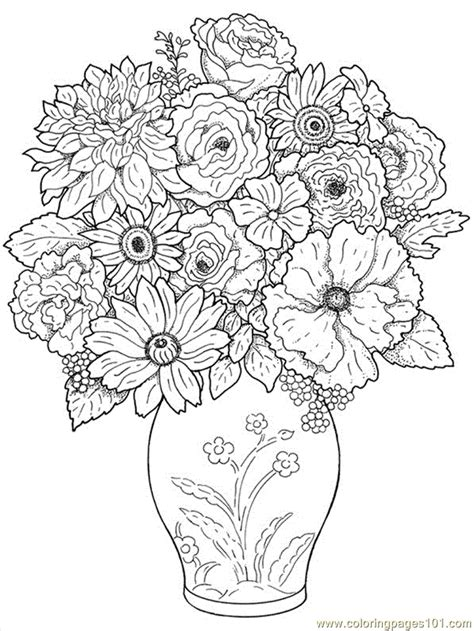 flower coloring pages color flowers online page 1 coloring pages flower coloring 24 natural world gt flowers