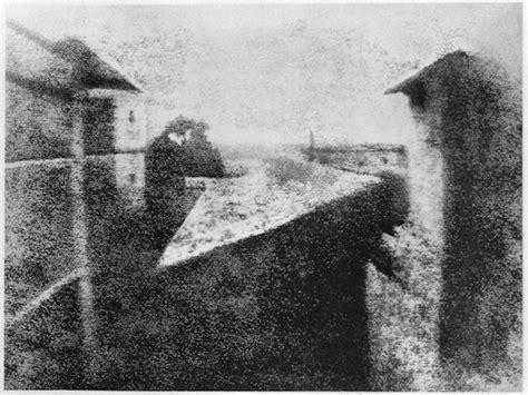 wann entstand die erste fotografie reise nach chalon und noch wenige pl 228 tze