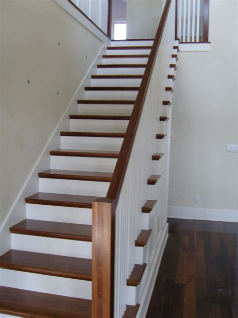 hardwood stairs pictures skirt board ideas on pinterest hardwood stairs stair