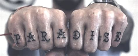 do finger tattoos fade next luxury s magazine and gear we run s
