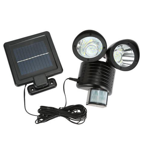 Solar Panels For Sensors - two pcs unit solar motion sensor security lights solar