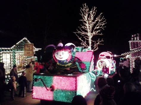 parade of lights branson mo light parade picture of silver dollar city branson