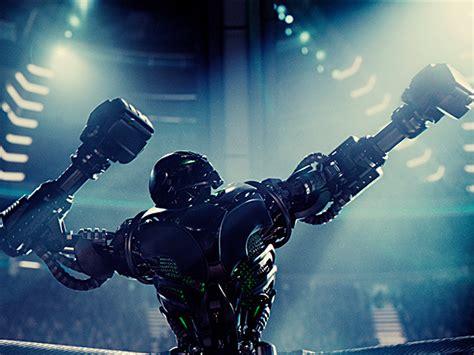 film robot zeus real steel meet the robots