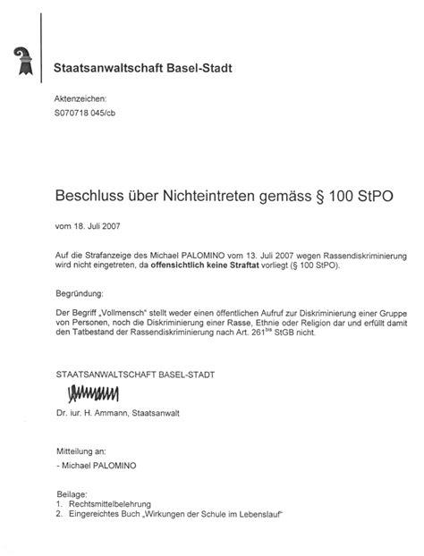 Schweiz Brief Beilagen 10d Schweizer Justiz Terror Die Rassistische Anthroposophie Ist Erlaubt
