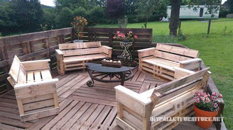 paletten terasse terrasse avec palettes meuble en palette meuble en